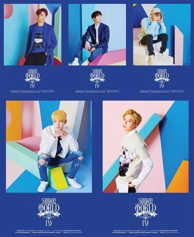 【追加公演】SHINeeコンサート[SHINee WORLD IV in SEOUL] チケット代行