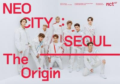"NCT127 1STコンサート[1ST TOUR ""THE ORIGIN"" ]"