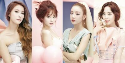 韓国4人組ガールズグループのKARAが解散を公式発表…