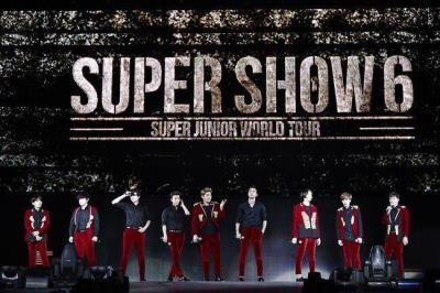 SUPER JUNIOR【SUPER SHOW7】スパショ7