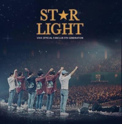 VIXX<ST★RLIGHT> 5期ファンミーティング