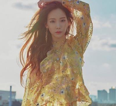 少女時代テヨン韓国ソウルコンサート2019