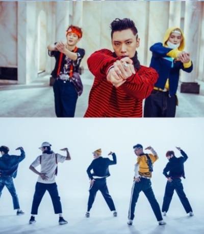 SMTOWN新人【NCT-U】が音源やプロモーションビデオ(MV)を公開
