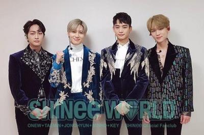 SHINEE韓国ソウルコンサート2018