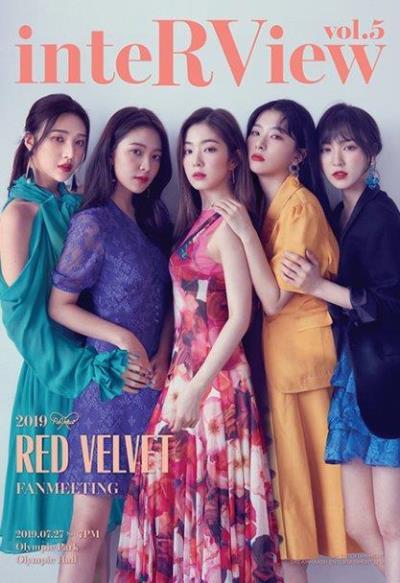 RED VELVET韓国ソウルファンミーティングチケット代行★