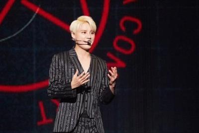 XIAジュンス韓国ソウルアンコールコンサート2019