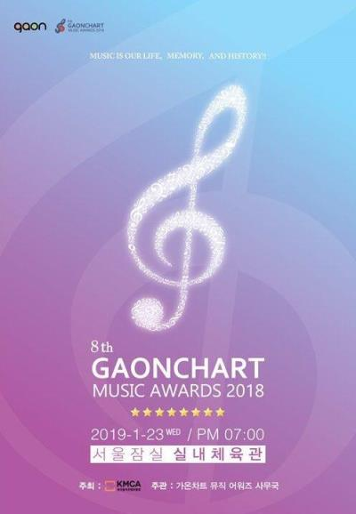 【ガオンチャート(GAONCHART MUSIC AWARDS)】チケット代行