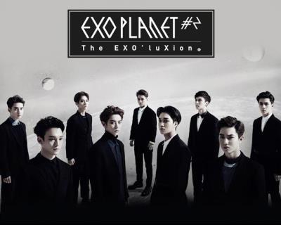 EXO PLANET#2 2016年3月18-20日開催決定!