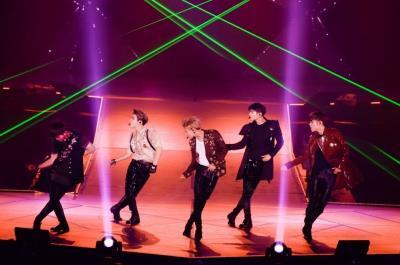 SHINee日本ツアー史上最大規模のツアーがスタート!