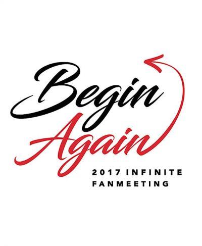 INFINITE韓国ファンミーティングチケット代行【Begin Again】
