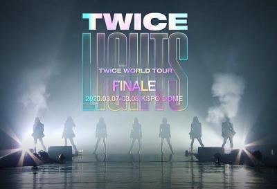 【公演中止】TWICE韓国コンサート2019