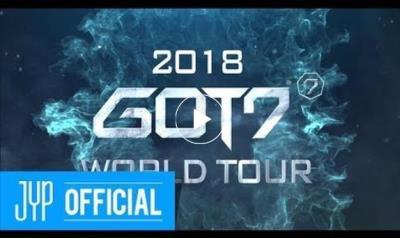 GOT7ワールドツアー韓国ソウルコンサート