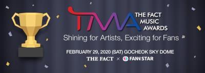 THE FACT MUSIC AWARDS2020チケット代行予約★(TMA2020チケット代行)