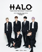 HALOチケット代行[HAVE A GOOD TIME CONCERT] IN SEOUL 2018